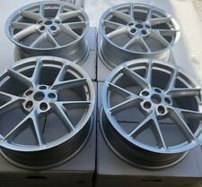 """SET OF FOUR 19"""" x8"""" WHEELS RIMS fits NISSAN ALTIMA MAXIMA SILVER brand new"""