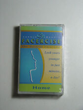 FACERCISE : The Natural Face-Lift HOME by Carole Maggio 1996 Audio Cassette