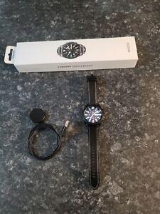 Samsung Galaxy Watch3 SM-R845 45mm Stainless Steel Case LTE Version UNLOCKED