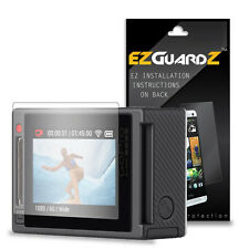 2X EZguardz LCD Screen Protector Skin Cover HD 2X For GoPro Hero 4 (Ultra Clear)