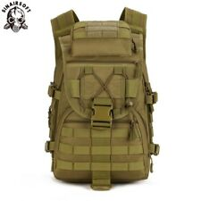 40l Outdoor Hiking Camping Bag Tactical Military Army Trekking Rucksack Backpack