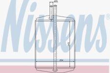 Nissens 71748 Heater Matrix FORD FIESTA IV 95-