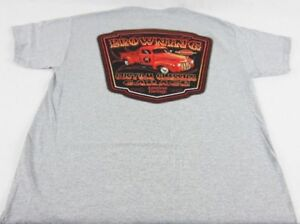 NWT Browning Men's Truck Tee Sport Grey Pickup  Short Sleeve T-Shirt Size L & XL