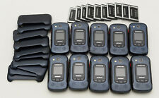 Lot of 10 Samsung Convoy 4 B690 GSM Unlocked Verizon Pre-Paid Rugged Flip Phone