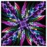 "Full Round Drill 5D Diy Diamond Painting ""Mandala "" 3D Embroidery Cross Stitc 1I"