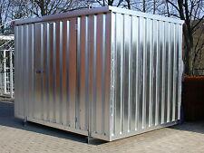 1Stk Container Lagerhalle Bauwagen Halle Gartenhaus Gartencontainer Reifenlager