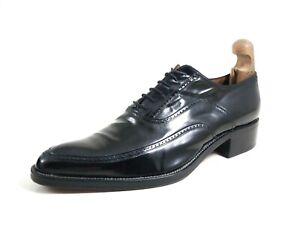 Paciotti Dress Brogues Black Patent Leather Mens Shoe Size US 12 EU 45 $720