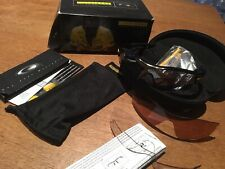 Oakley Radar PATH Livestrong Limited Edition Black Yellow inc.3 Lens (Jawbreaker