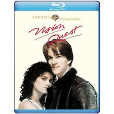 VISION QUEST (CRAZY FOR YOU) BLU RAY - Sealed Region free for UK
