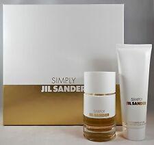 Jil Sander SIMPLY Eau de Toilette Spray 40 ml + Bodylotion 75 ml  im Set