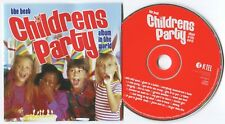 [BEE GEES COVER] MARATHON MUSIC~BEST CHILDRENS PARTY ALBUM IN THE WORLD~1999 CD