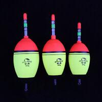 2Pcs Durable Vertical Sea Ocean Fishing Floats Buoy Fish Tackle Tools Accessory