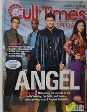CULT TIMES SPECIAL #16  ANGEL - CHARISMA CARPENTER - DAVID BOREANAZ  (CT67)