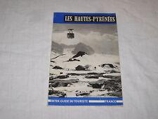 Ancien Guide Touristique des Hautes Pyrénées