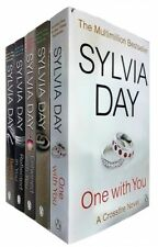 Sylvia Day Crossfire Series Collection 5 Books Set Captivated by You