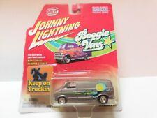 Johnny Lightning - 1/64 - 1975 Dodge D - 100  -- Boogie Vans