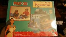 NEW Wrebbit Puzz 3D Disney's Puzzle Pocahontas 108 pieces