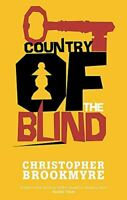 Very Good, Country Of The Blind (Jack Parlabane), Brookmyre, Christopher, Paperb