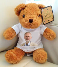JEREMY CORBYN 8 inch TEDDY BEAR The Labour Party