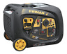 Firman W03083 - Whisper Series 3000 Watt Electric Start Inverter Generator w/...