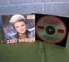 ZEKI MUREN Turkish classical music Zirvedeki Sarkılar pasha CD gay interest 1989