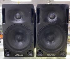 Genelec 1029A studio monitors