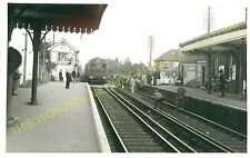 Ashtead Railway Station Photo. Epsom - Leatherhead. Sutton to Effingham Jc. (14)