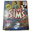 The Sims (pc, 2000) - Big Box - Computer/pc Game