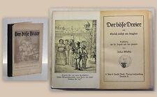 Winkler Der böse Dreier Ehrlich wehrt am längsten Erzählungen um 1920 xz