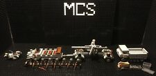 Custom Lego WW2 German Flak 36 (88), SdKfz 250, RSO & Motorcyle w/sidecar +++