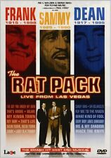 The Rat Pack - Live From Las Vegas (DVD, 2008, 2-Disc Set)