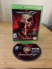 Tekken 7 (Microsoft Xbox One, 2017) US/Canada