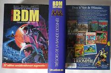 BDM 2021-2022 Trésors de la bande dessinée Catalogue encyclopédique et argus
