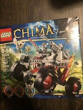 Lego Legends of Chima 70004 Wakz' Pack Tracker Retired New In Sealed Box