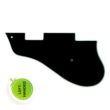 Left Handed Jazz Archtop Guitar Pickguard For Epiphone Casino ,3ply Black
