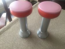 "18"" doll diner stool chair props for dolls Our Generation fits American Girl"