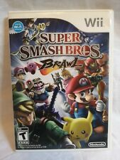 Super Smash Bros. Brawl - Nintendo Wii Case Only