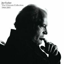 Joe Cocker - The Ultimate Collection 1968-2003 (2CD) (2003) CD NEW
