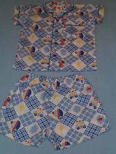 Target Cute Little Boys Summer Pajamas, Size 000 - Brand New