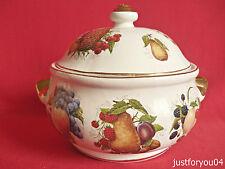 Churchill - Summer Fruit Collectors Soup Tureen