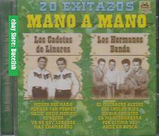 Los Cadetes de Linares y Los Hermanos Banda 20 Exitazos New Nuevo sealed