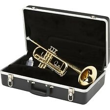 NEW BLESSING BTR1266 STUDENT TRUMPET WITH CASE, MOUTHPIECE, AND WARRANTY!