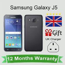 Desbloqueado Samsung Galaxy J5 (J500) Android Teléfono Móvil-Negro 16 GB