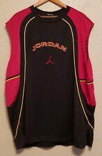 Jordan Jumpman Sleeveless Jersey Sz 3xl