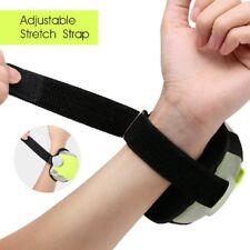 1*Running Hands Free Silica Gel Wrist Water Bottle Adjustable Loop Sports Bag NE