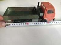 Vintage Collectible Soviet Russian USSR Metal Toy Car Truck KAMAZ 1970-1980 year