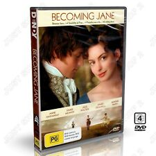 Becoming Jane : Anne Hathaway James Mc Avoy : New DVD