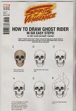 Marvel Comics Spirits of Vengeance #1 December 2017 1st Print NM
