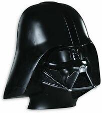 kids Darth Vader Face Half Mask boys Star Wars Classic halloween costume