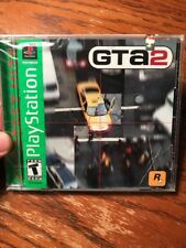 Grand Theft Auto 2 GTA2 NEW factory sealed Sony PlayStation PSX PS1